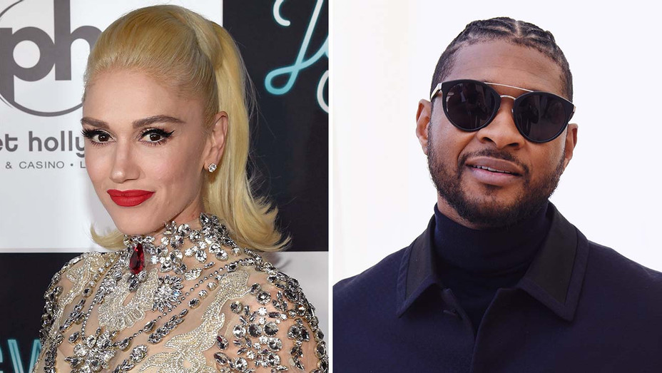 Gwen Stefani_Usher_Split - Getty - H 2019