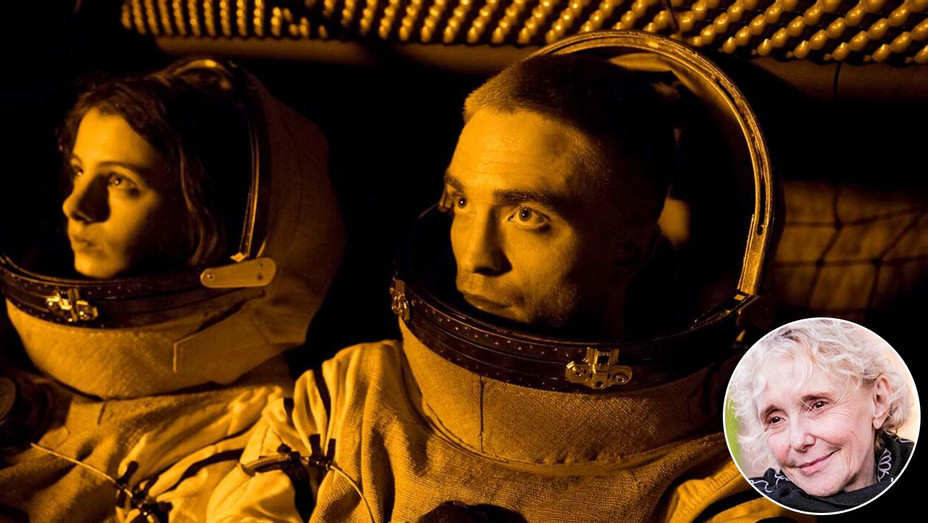 HIGH LIFE with an inset of Claire Denis-Getty-H 2019