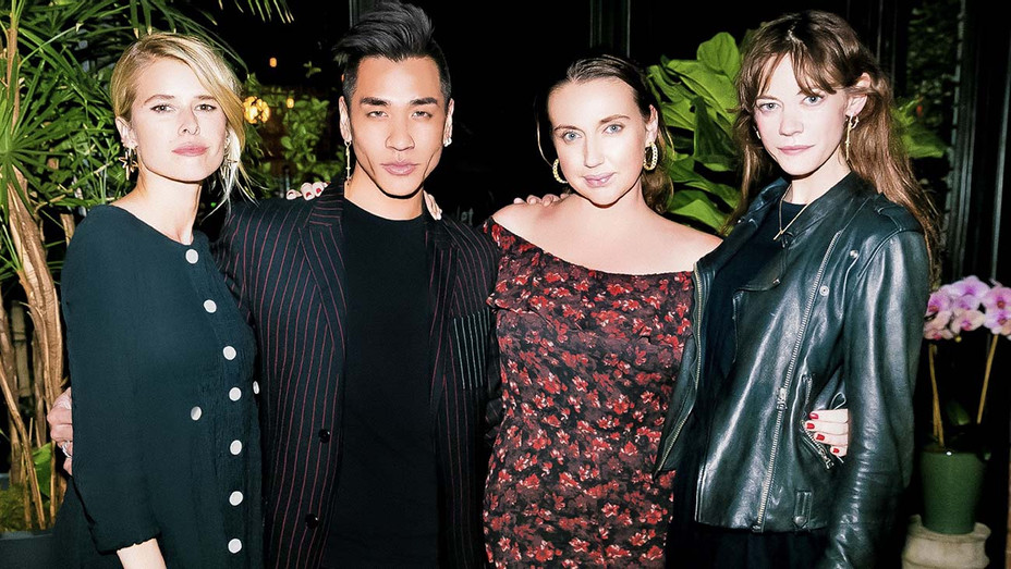 Lulu DK and Jeff K Kim Jewelry Launch - Publicity-H 2019