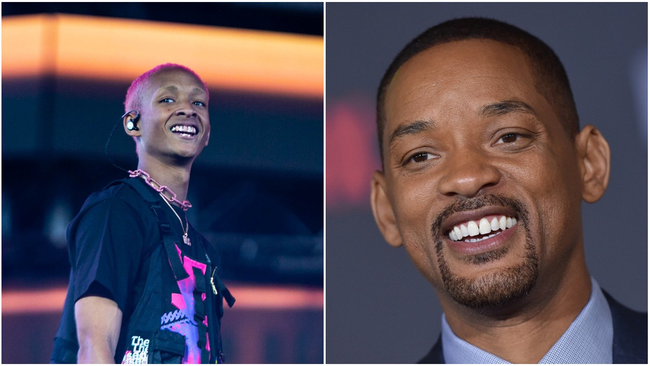 Jaden Smith and Will Smith - Getty - H - 2019