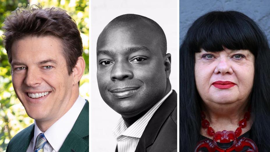 Jason Blum, Ebs Burnough, Lynette Wallworth-Publicity-Split-H 2019