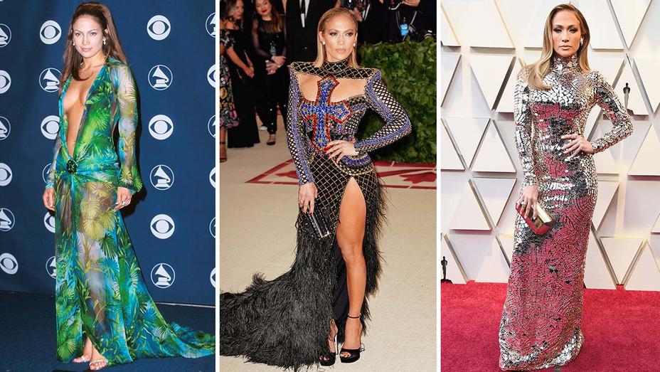 Jennifer Lopez - GRAMMY Award- MET Gala-Oscar - Split - Getty-H 2019