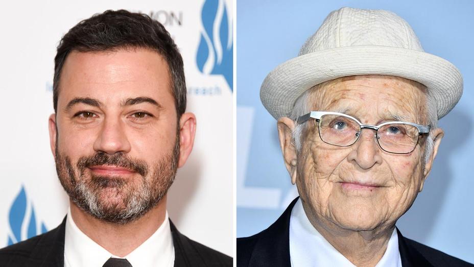 Jimmy Kimmel-Norman Lear-Getty-Split-H 2019