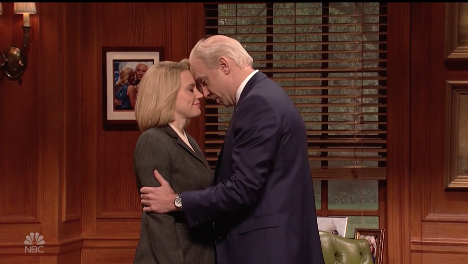 Jason Sudeikis Joe Biden SNL - Screenshot - H 2019
