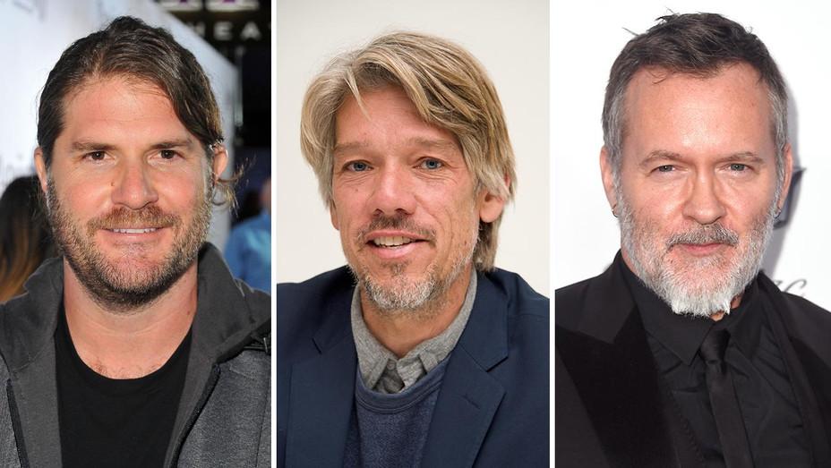 Jonathan Liebesman, Stephen Gaghan, Chris McKay-Split-Getty-H 2019