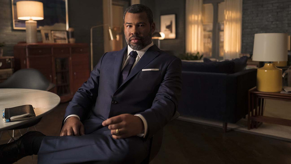The Twilight Zone - Jordan Peele - CBS Publicity -H 2019