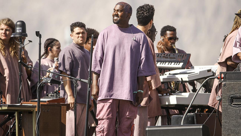 Kanye West Coachella-Getty-H 2019