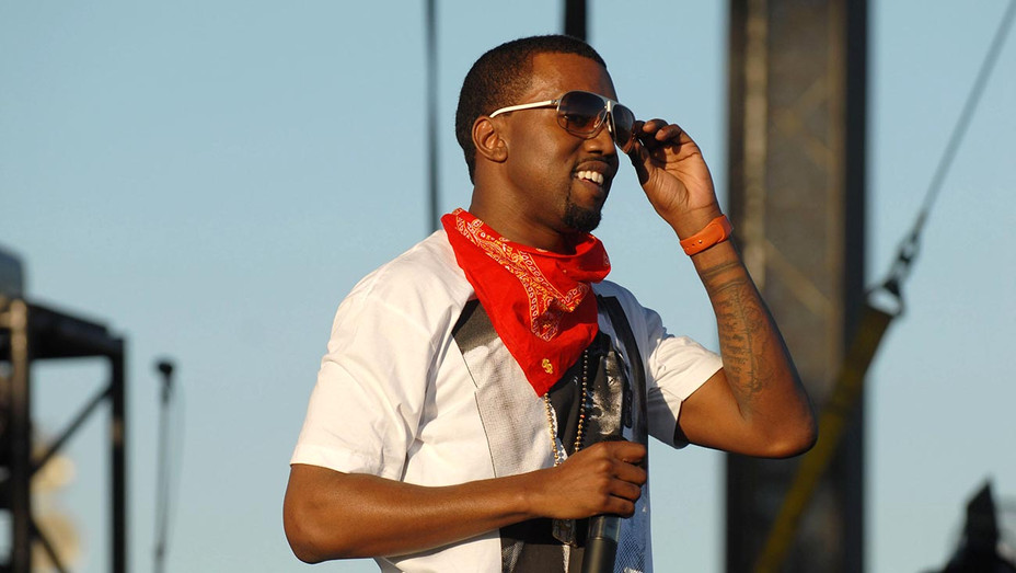 Kanye West during 2006 Coachella -Getty-H 2019