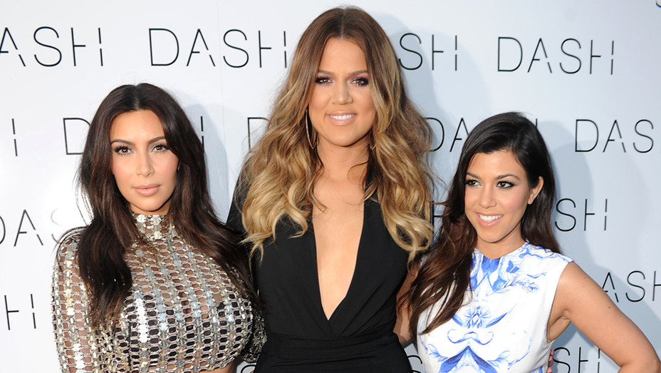 Kim Kardashian, Khloe Kardashian and Kourtney Kardashian-Getty-H 2019