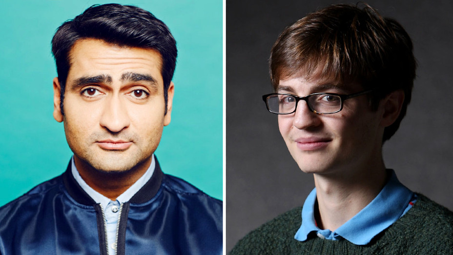Kumail Nanjiani - writer Simon Rich-Publicity-Getty-Split-H 2019