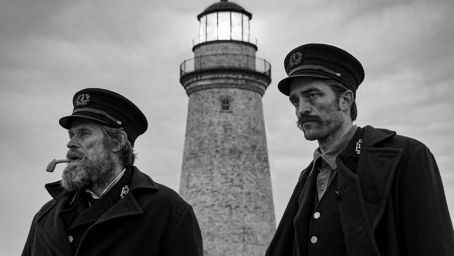 Lighthouse - Pattinson and Dafoe still H