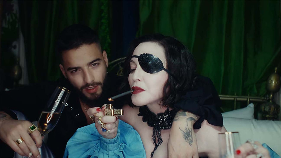 Madonna, Maluma - Medellín_Screengrab - Screengrab - H 2019