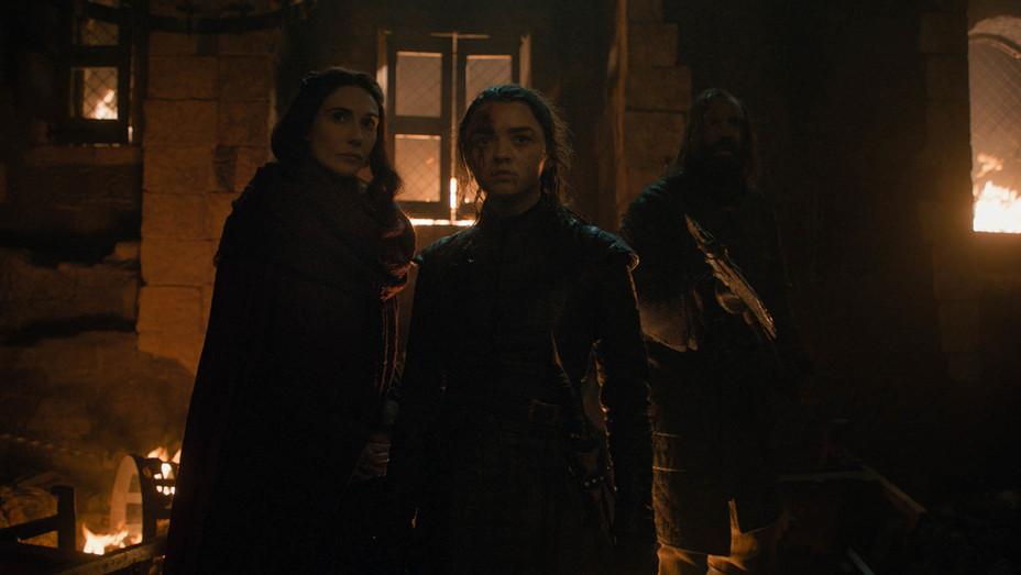 Game of Thrones - Maisie Williams 2 - Season 8 Episode 3 - H Publicity 2019