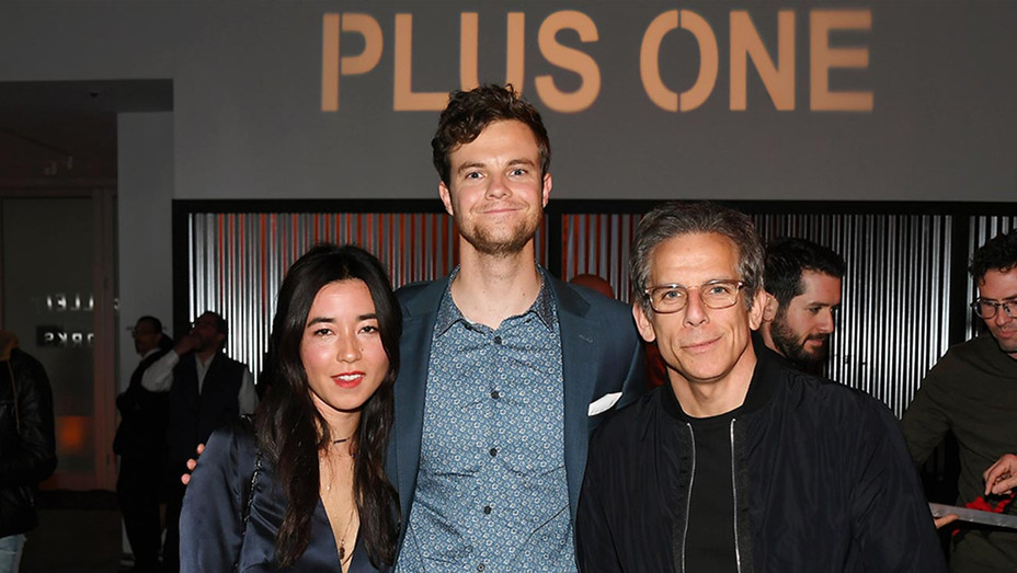 Maya Erskine, Jack Quaid and Ben Stiller-Getty-H 2019