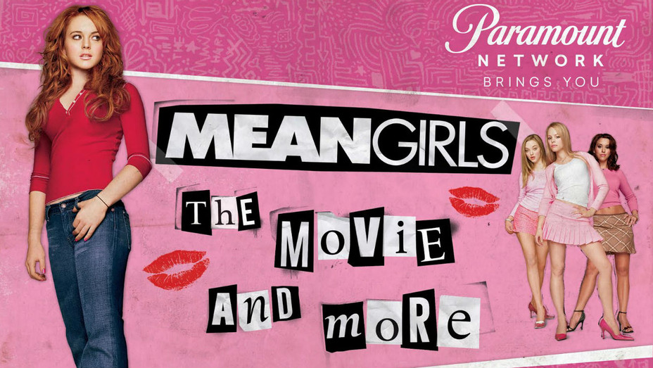 'Mean Girls: The Movie and More' event poster - H 2019
