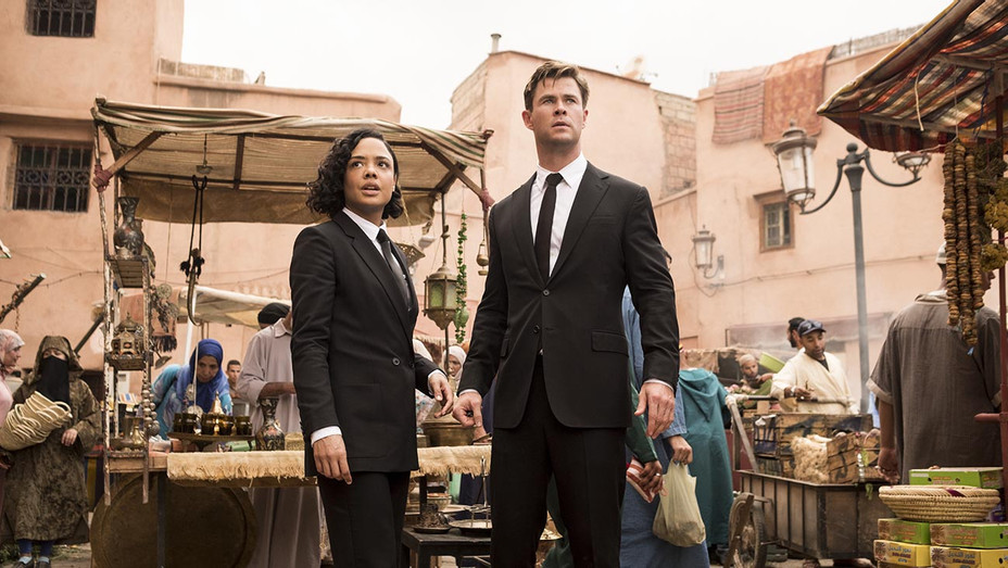 Men in Black International-Publicity Still 7-H 2019