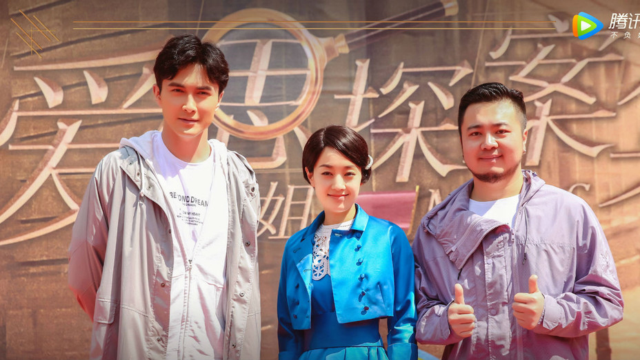 'Miss Fisher's Murder Mysteries' Chinese remake cast - H 2019