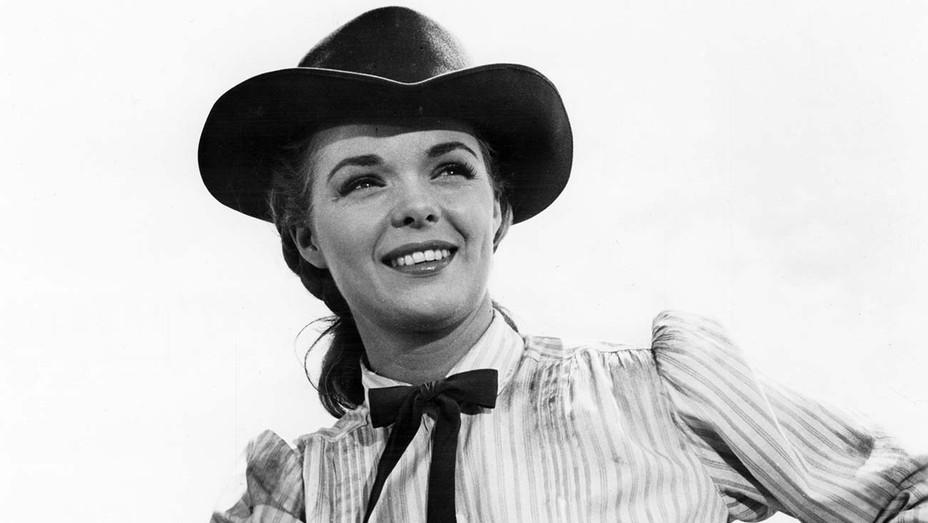 Stranger on Horseback (1955) - Nancy Gates - Photofest-H 2019