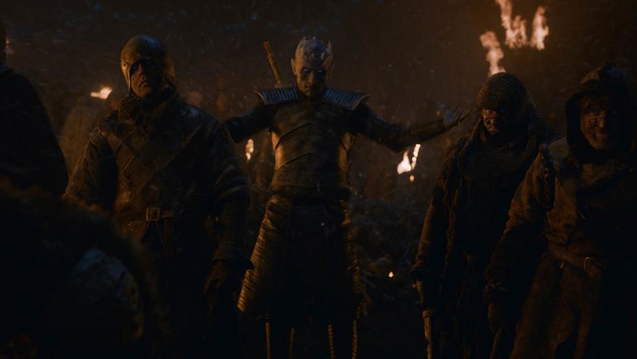 Game of Thrones - Night King 2 - Season 8 Episode 3 - H Publicity 2019
