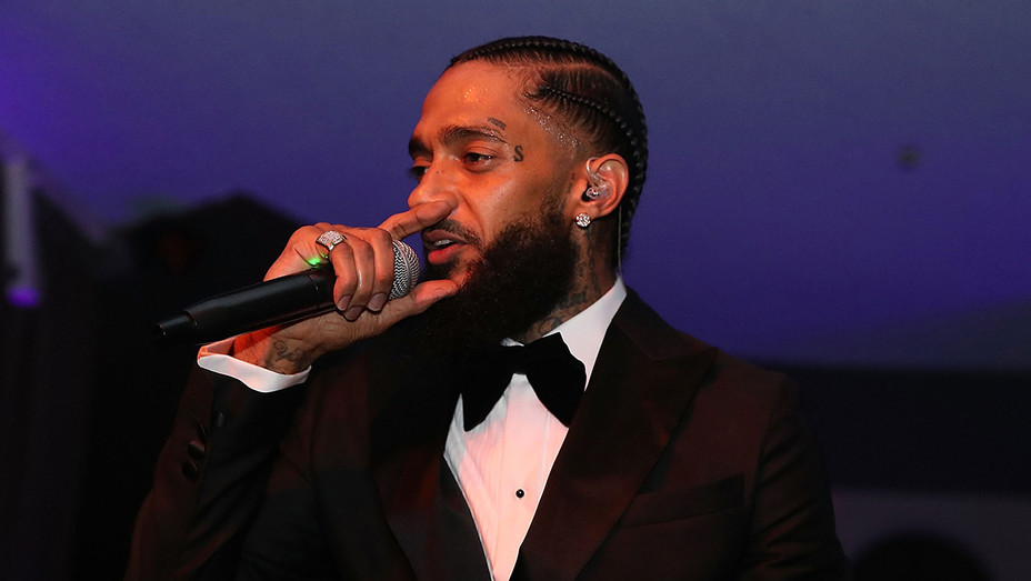 Nipsey Hussle - H Getty 2019