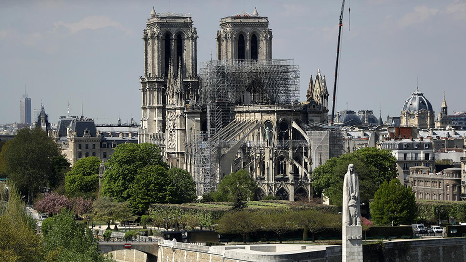 Notre Dame after fire-Getty-H 2019