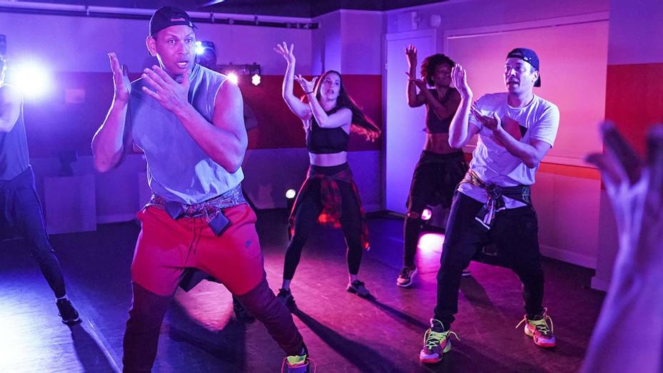 THE TONIGHT SHOW STARRING JIMMY FALLON - Episode 1054 -Alex Rodriguez Dance Class Drop-In- Publicity-H 2019