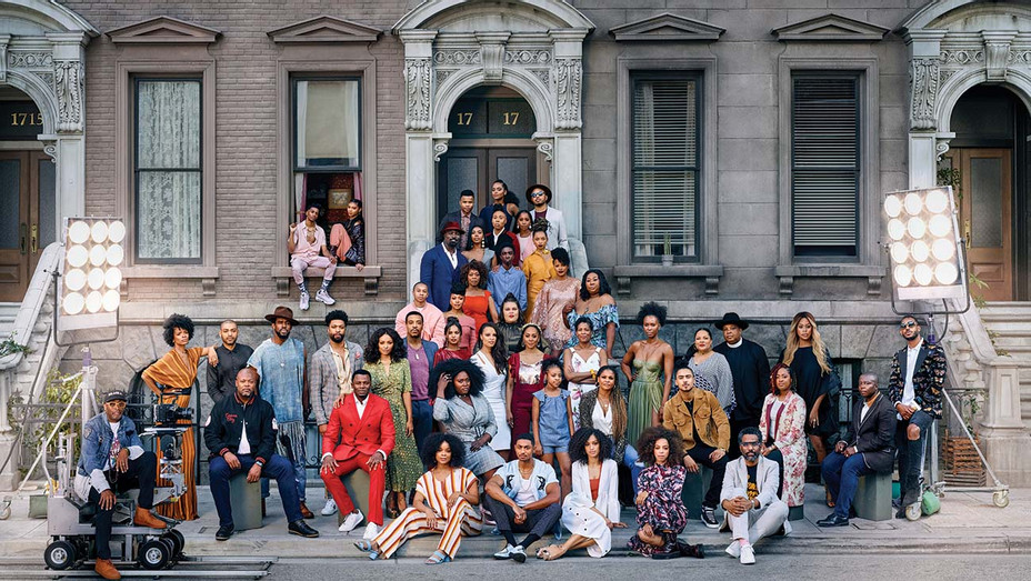 A Great Day in Hollywood - 47 black talent -Photographed by Kwaku Alston- H 2019