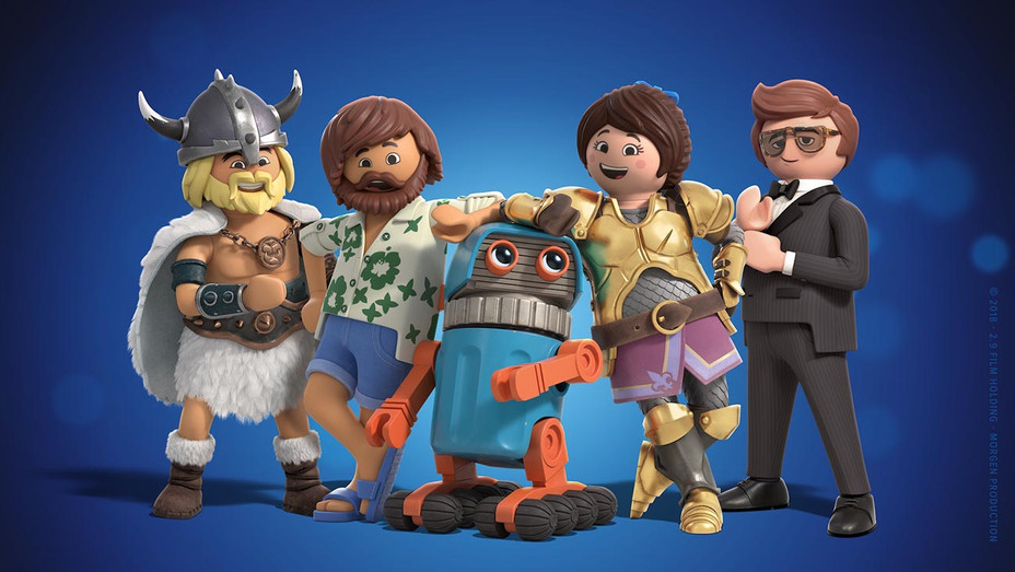 PLAYMOBIL- THE MOVIE-Publicity -H 2019