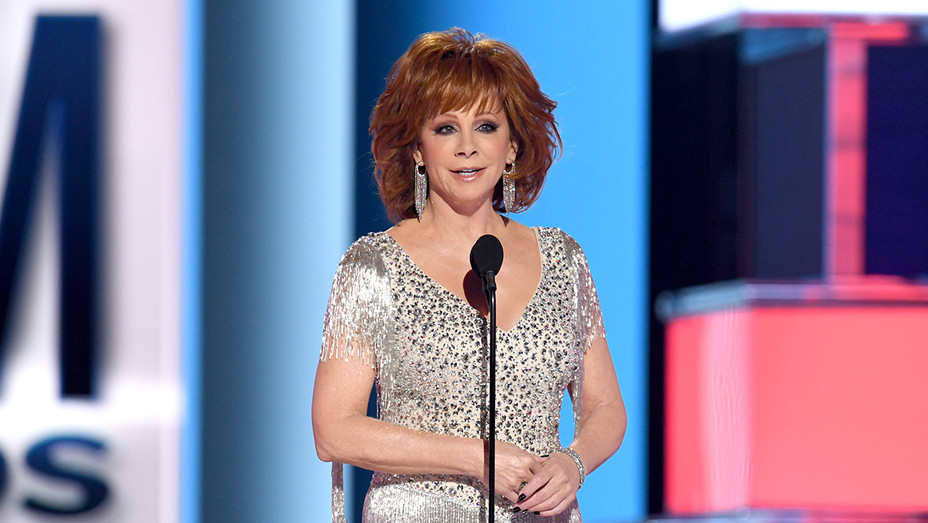 Reba McEntire - ACM Awards - H Getty 2019