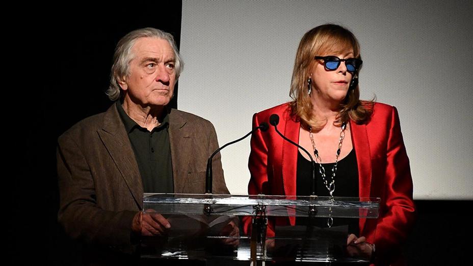 Robert De Niro and Jane Rosenthal-Getty-H 2019