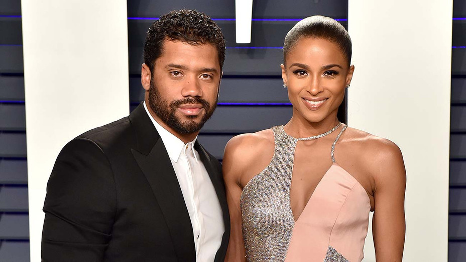 Russell Wilson and Ciara - Getty - H 2019