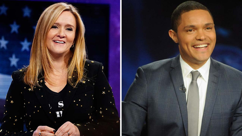 Samantha Bee Full Frontal Trevor Noah Daily Show - Publicity - H 2019