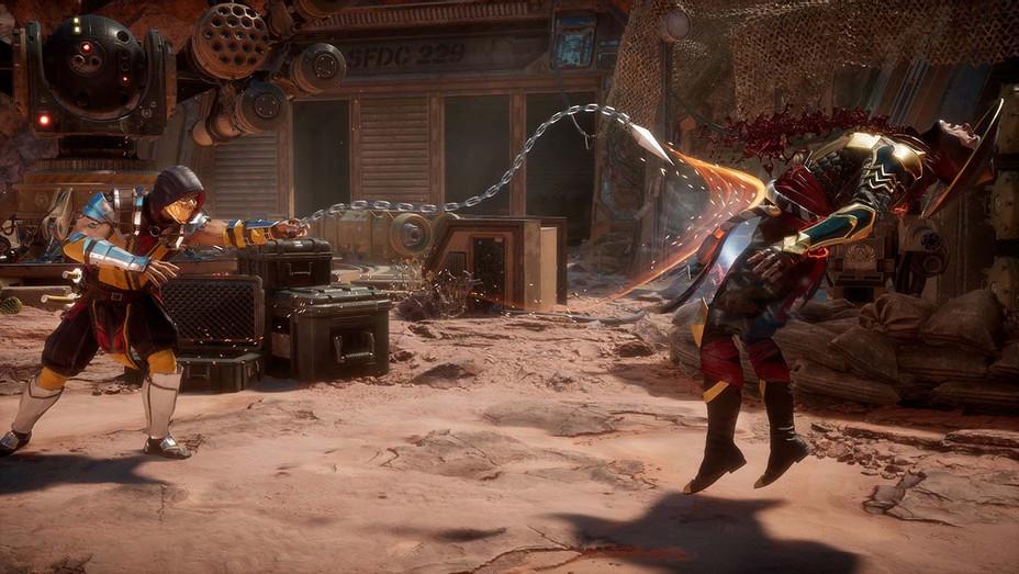 Mortal Kombat 11 - NetherRealm Studios Publicity-H 2019