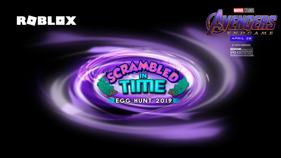 Scrambled in Time Egg Hunt 2019-Publicity-H 2019