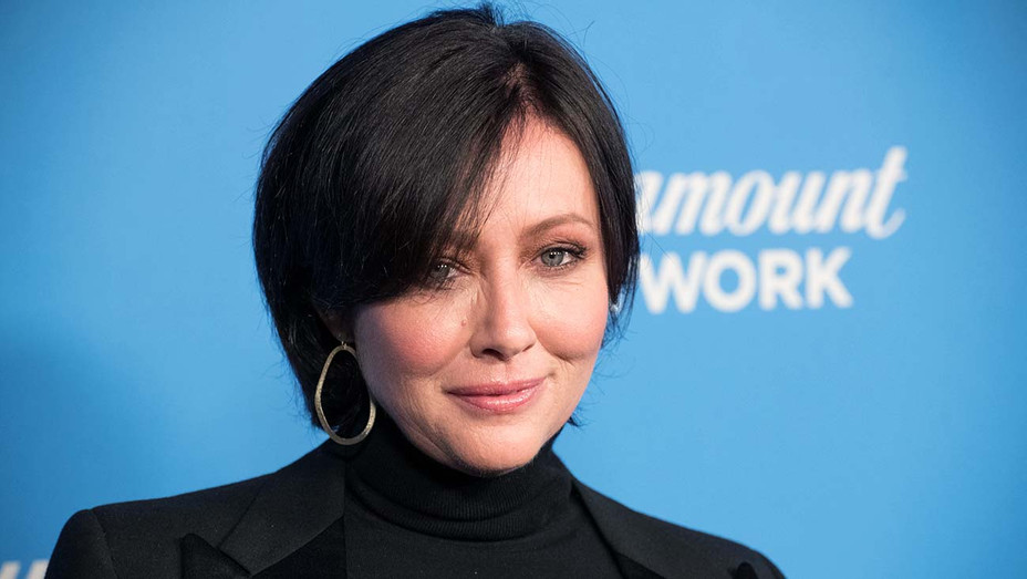 Shannen Doherty - Getty - H 2019