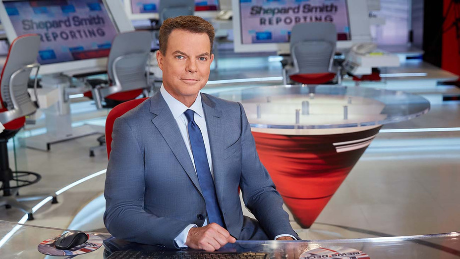 Shepard Smith_Fox News - Publicity - H 2019