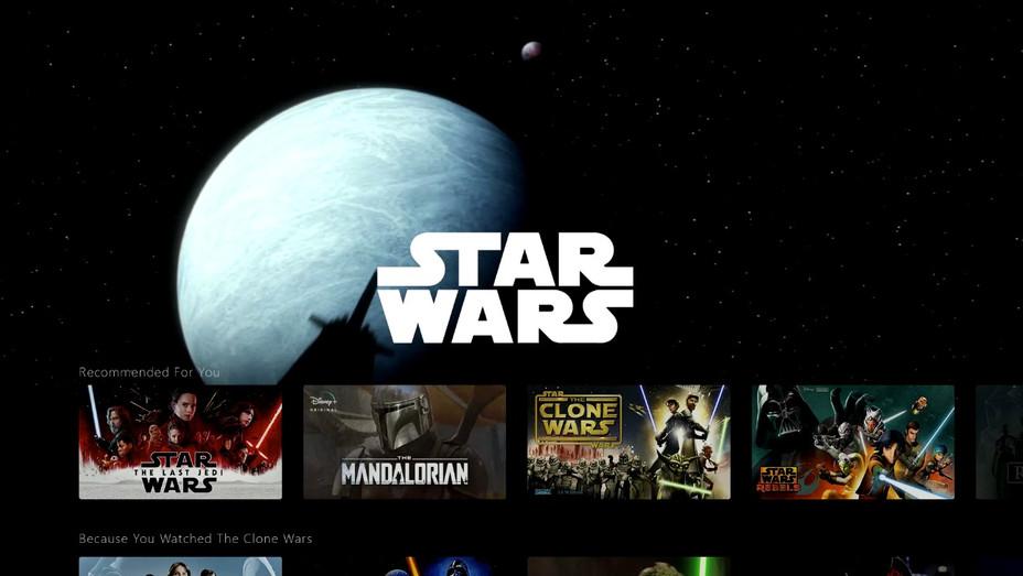 Star Wars Disney+ - H - 2019