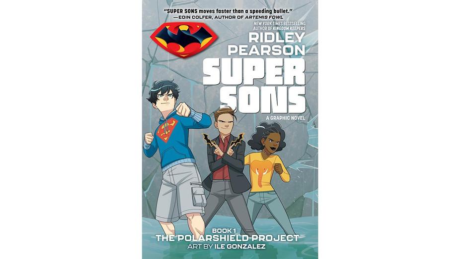 Super Sons cover-Publicity-H 2019