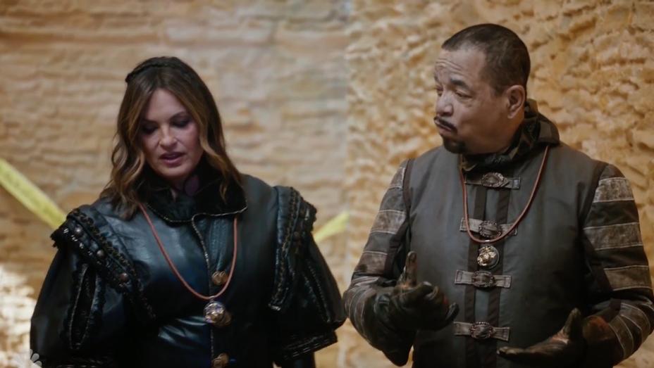 SVU Game of Thrones Spoof SNL - Screenshot - H 2019