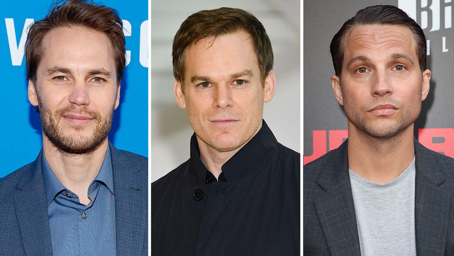 taylor kitsch - michael c hall -logan marshall green-Split-Getty-H 2019