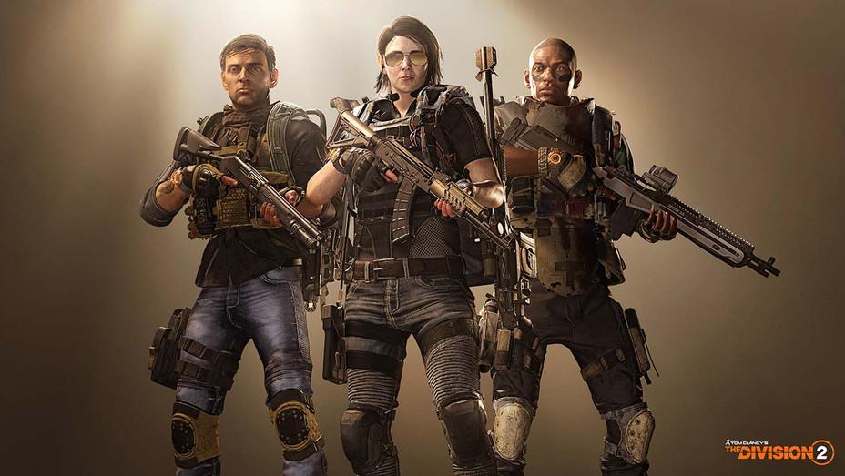 The Division 2 - Ubisoft Publicity-H 2019