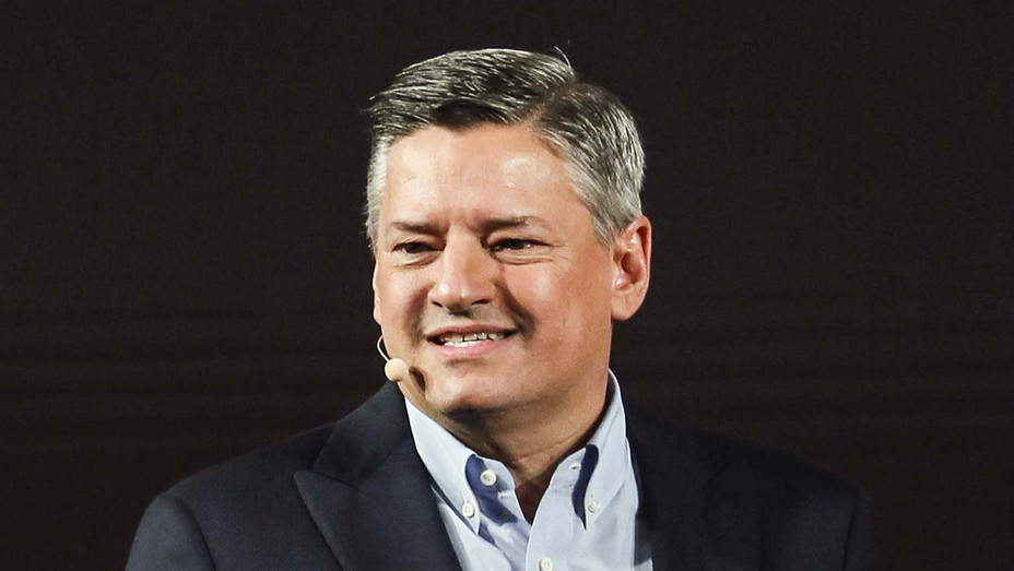 Ted Sarandos - Getty - H 2019