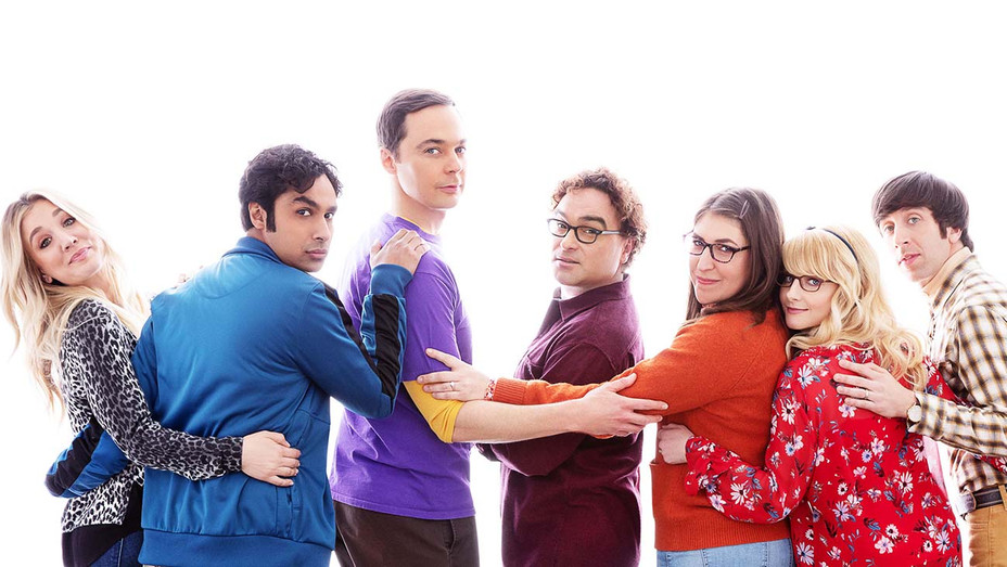 The Big Bang Theory Cast - Publicity - H 2019