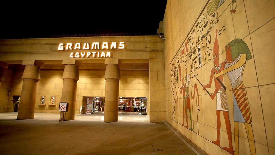 The Egyptian Theatre-Los Angeles-Getty-H 2019
