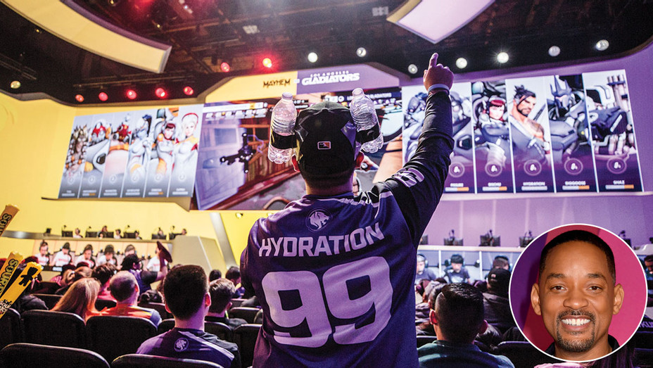 The Overwatch League-Will Smith-Getty-Inset-H 2019