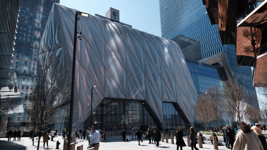 The Shed, New York - Getty - H 2019