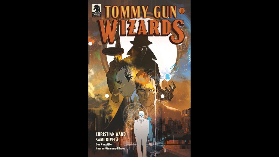 Tommy Gun Wizards-Publicity -H 2019