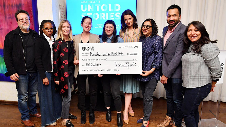 Tribeca And AT&T Presents: Untold Stories Luncheon-Getty-H 2019
