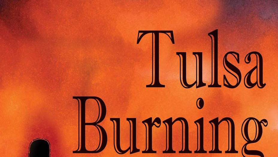 TULSA BURNING Cover - Publicity - P 2019