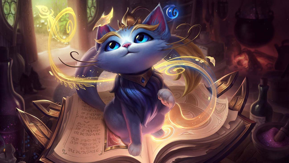 Yuumi the Magical Cat_League of Legends - Publicity - H 2019